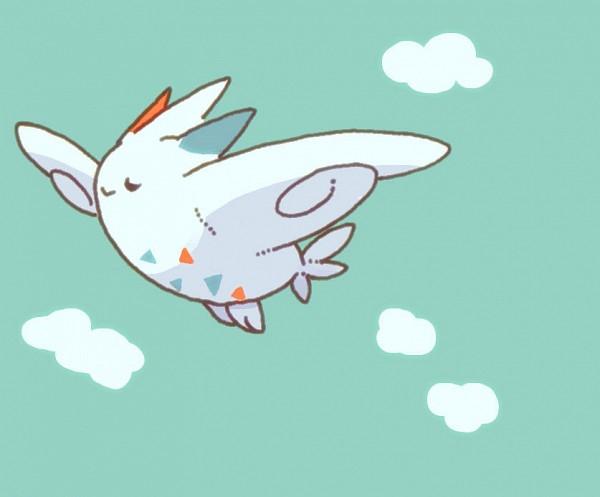 Tags: Anime, Pixiv Id 2181247, Pokémon, Togekiss
