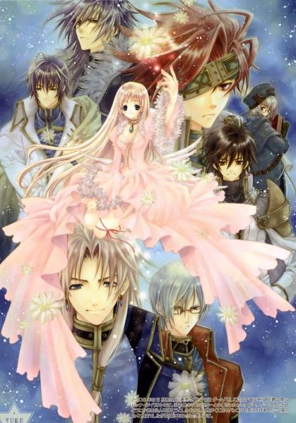 Tags: Anime, Tohru Adumi, Fairy Hearts 2: Fairy Tale of Starlight Precious Stone, Mobile Wallpaper