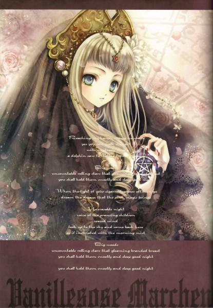 Tags: Anime, Tohru Adumi, Aquarian Age, Daniel Polan, Vanillesose Marchen, Mobile Wallpaper, Wiz-dom