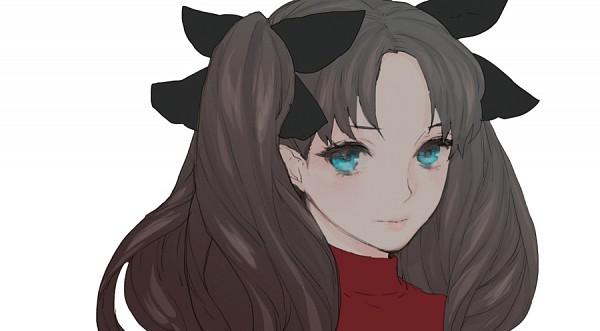 Tags: Anime, NPN, Fate/stay night, Tohsaka Rin, Pixiv, Facebook Cover, Fanart, Fanart From Pixiv, Rin Tohsaka