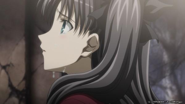 Tags: Anime, Fate/stay night, Tohsaka Rin, Screenshot, Wallpaper, Rin Tohsaka