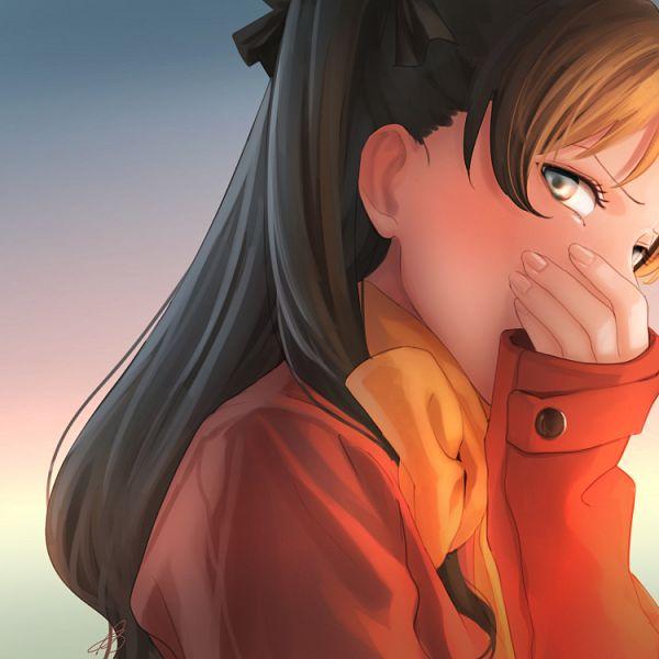 Tags: Anime, Tn7135, Fate/stay night, Tohsaka Rin, PNG Conversion, Rin Tohsaka