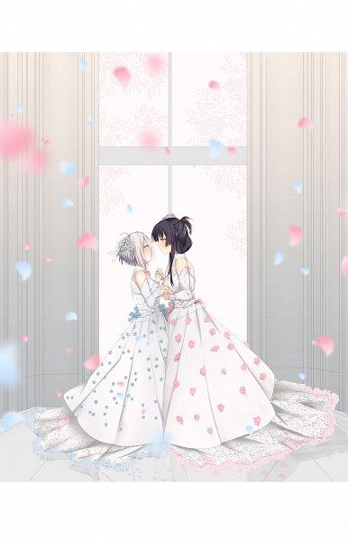Tags: Anime, Pixiv Id 90182, Toji no Miko, Itomi Sayaka, Yanase Mai (Toji no Miko)