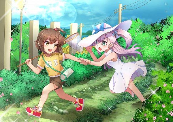 Tags: Anime, Pixiv Id 32074628, Toji no Miko, Etou Kanami, Tsubakuro Yume