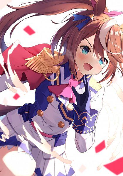 Tags: Anime, Pixiv Id 27578718, Uma Musume - Pretty Derby, Tokai Teio, Fanart, Fanart From Pixiv, Pixiv