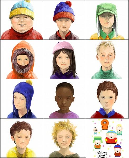 Token Williams - South Park