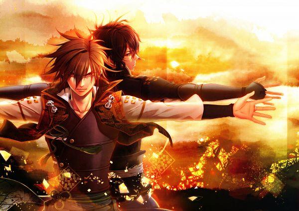 Toki no Kizuna (Bond Of Ten Demons) - IDEA FACTORY