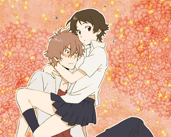 Tags: Anime, Mameko, Toki wo Kakeru Shoujo, Konno Makoto, Mamiya Chiaki, The Girl Who Leapt Through Time