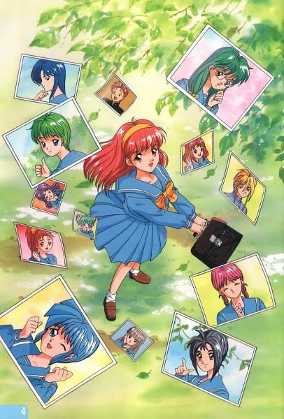 Tags: Anime, KONAMI (Studio), Tokimeki Memorial, Katagiri Ayako, Mikihara Megumi, Nijino Saki, Kagami Mira, Akiho Minori, Koshiki Yukari, Ijyuin Rei, Kiyokawa Nozomi, Himou Yuina, Fujisaki Shiori