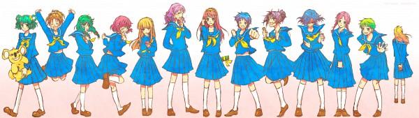 Tags: Anime, Pixiv Id 215276, KONAMI (Studio), Tokimeki Memorial, Pixiv