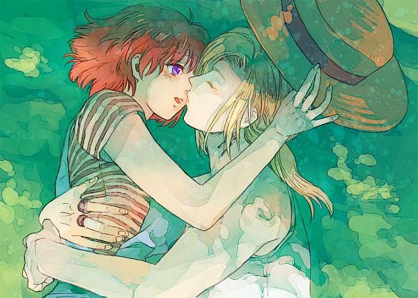 Tags: Anime, Yukasu, Tokimeki Memorial Girl's Side 3rd Story, Banbi, Sakurai Ruka, Pixiv, Fanart From Pixiv, Fanart