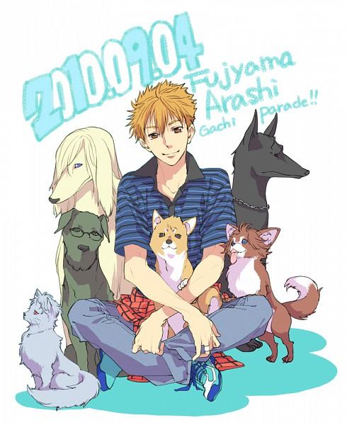 Tags: Anime, Pixiv Id 1453836, Tokimeki Memorial Girl's Side 3rd Story, Sakurai Ruka, Shitara Seiji, Fujiyama Arashi, Niina Jyunbei, Sakurai Koichi, Konno Tamao, Fanart, Pixiv