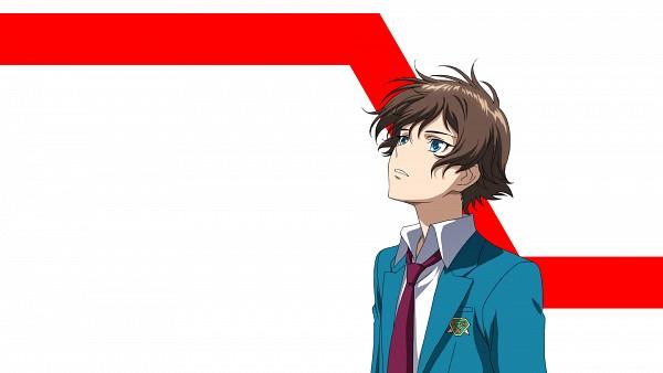 Tags: Anime, Sunrise (Studio), Kakumeiki Valvrave, Tokishima Haruto, HD Wallpaper, Wallpaper, Official Art