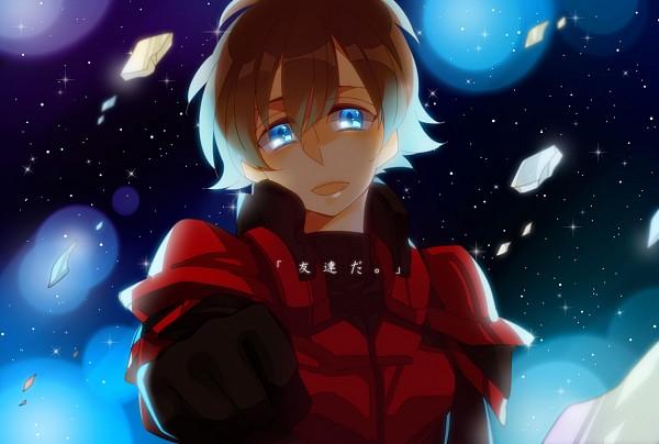 Tags: Anime, Pixiv Id 864354, Kakumeiki Valvrave, Tokishima Haruto, Pixiv