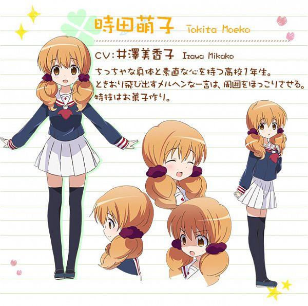 Tokita Moeko - Wakaba*Girl