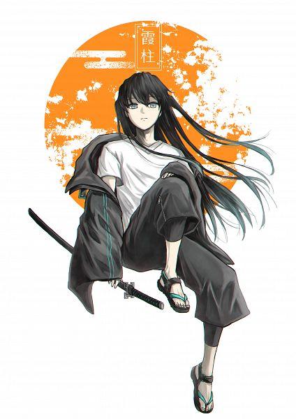 Tags: Anime, Pixiv Id 3620286, Kimetsu no Yaiba, Tokitou Muichirou, Pixiv, Fanart, Fanart From Pixiv