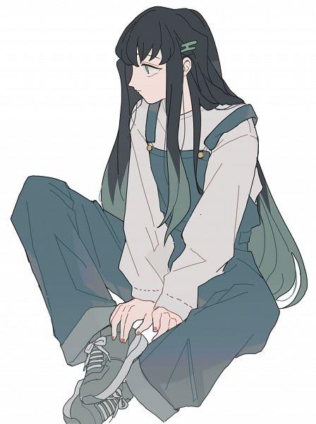 Tags: Anime, Pixiv Id 56346868, Kimetsu no Yaiba, Tokitou Muichirou, Fanart From Pixiv, Pixiv, Fanart