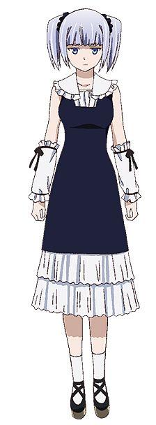 Tokou Nanami - Gokukoku no Brynhildr