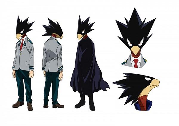 Tokoyami Fumikage - Boku no Hero Academia