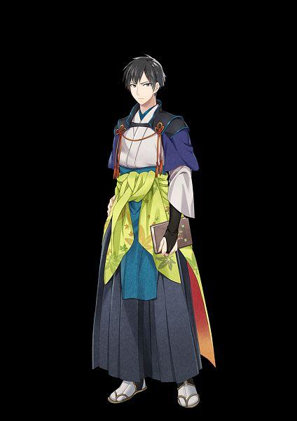 Tokuda Shuusei - Bungou to Alchemist