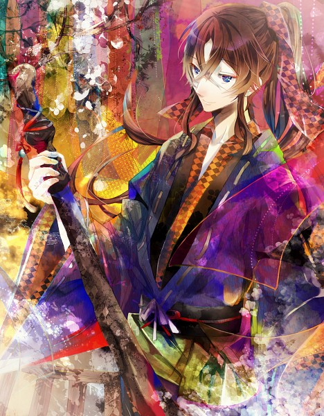 Tags: Anime, Pixiv Id 8754558, Ken ga Kimi, Tokugawa Iemitsu (Ken ga Kimi), Pixiv, Fanart