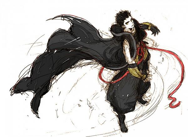 Tags: Anime, Nanami (Pixiv54970), Sengoku Basara, Tokugawa Ieyasu (Sengoku Basara), Fanart, Pixiv