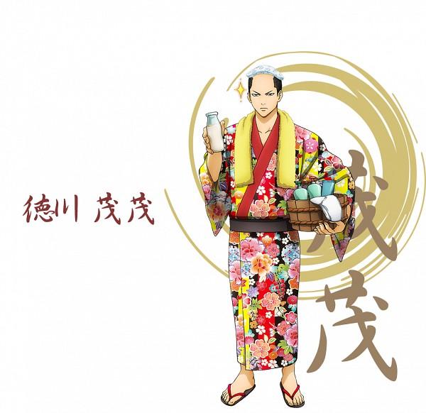 Tokugawa Shige Shige - Gintama