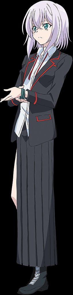 Tokura Misaki - Cardfight!! Vanguard