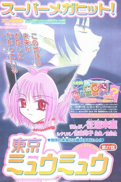 Tags: Anime, Ikumi Mia, Tokyo Mew Mew, Aizawa Mint, Aoyama Masaya, Fujiwara Zakuro, Momomiya Ichigo, Mew Mint, Midorikawa Lettuce, Mew Pudding, Mew Ichigo, Mew Zakuro, Pudding Fon