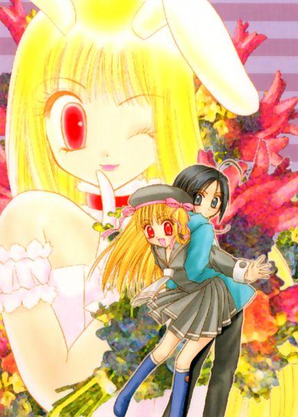 Tags: Anime, Ikumi Mia, Tokyo Mew Mew, Mew Berry, Meguro Tasuku, Shirayuki Berry, Manga Color, Scan