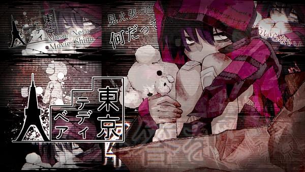 Tags: Anime, Sidu, VOCALOID, Pixiv, Original, Facebook Cover, Wallpaper, Tokyo Teddy Bear