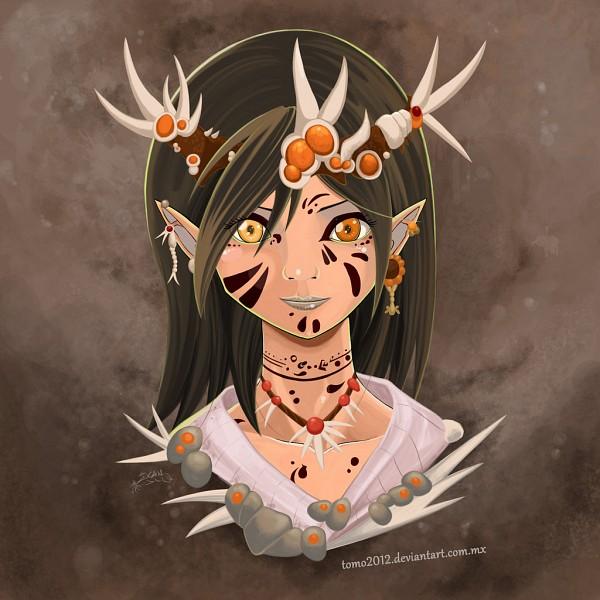 Tags: Anime, Tomo2012, Princesa Del Mundo Mistico, Gray Lips