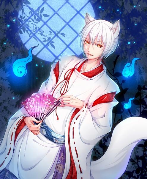 Tags: Anime, Pixiv Id 305410, Kamisama Hajimemashita, Tomoe (Kamisama Hajimemashita), Foxfire, Fanart From Pixiv, Pixiv, Fanart