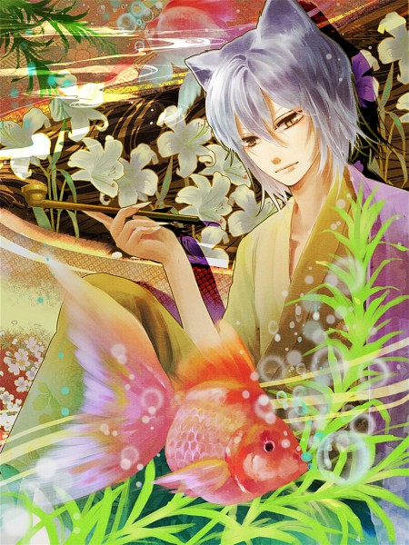 Tags: Anime, Pixiv Id 4934080, Kamisama Hajimemashita, Tomoe (Kamisama Hajimemashita), Pixiv, Fanart, Fanart From Pixiv