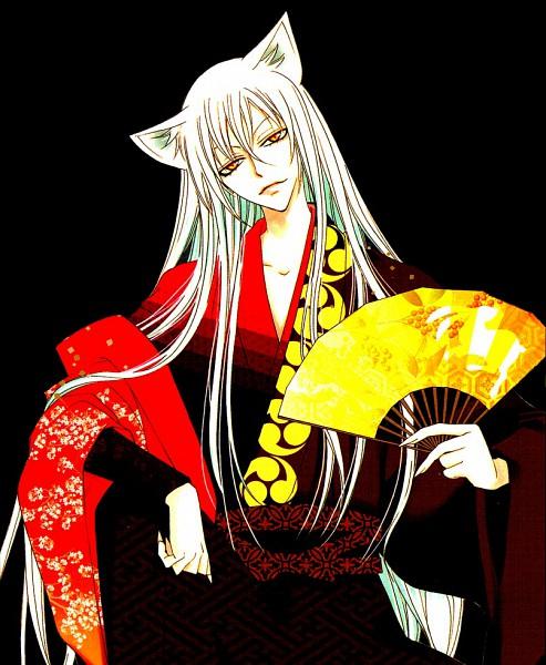 Tags: Anime, Suzuki Julietta, Kamisama Hajimemashita, Tomoe (Kamisama Hajimemashita), Official Art