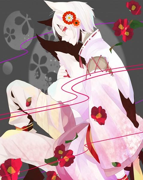 Tags: Anime, Onuko (Pixiv1861313), Kamisama Hajimemashita, Tomoe (Kamisama Hajimemashita), Original, PNG Conversion, Pixiv