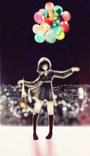 Tags: Anime, Say HANa, Bishoujo Senshi Sailor Moon, Tomoe Hotaru, Fanart From DeviantART, deviantART, Mobile Wallpaper, Fanart