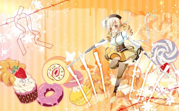 Tags: Anime, Mahou Shoujo Madoka☆Magica, Tomoe Mami