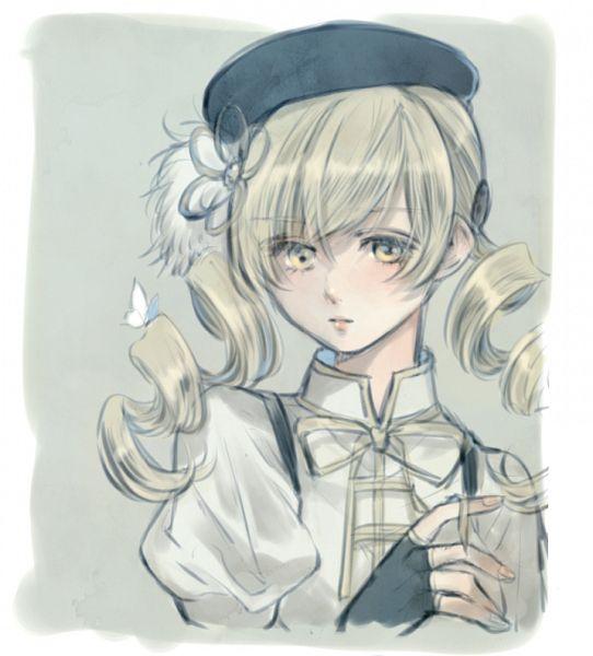 Tags: Anime, Yukishiro, Mahou Shoujo Madoka☆Magica, Tomoe Mami, Pixiv, Fanart From Pixiv, Fanart