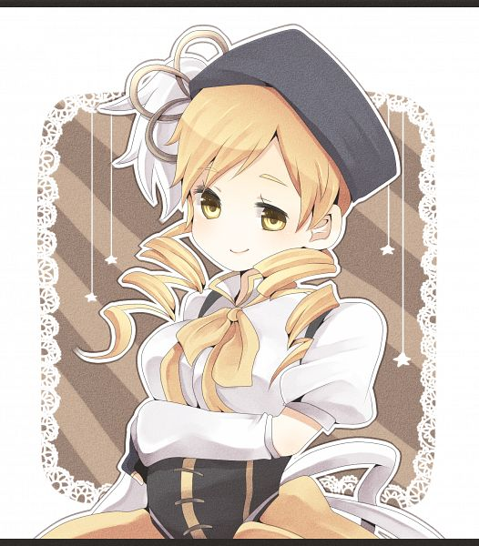 Tags: Anime, Pixiv Id 609820, Mahou Shoujo Madoka☆Magica, Tomoe Mami