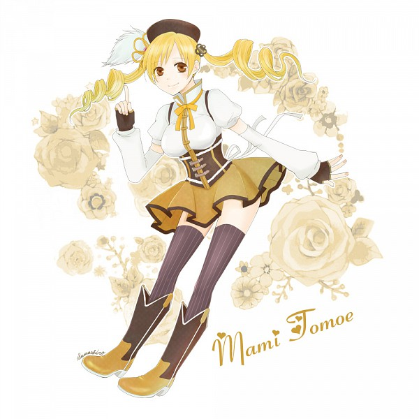 Tags: Anime, Nordic (Artist), Mahou Shoujo Madoka☆Magica, Tomoe Mami