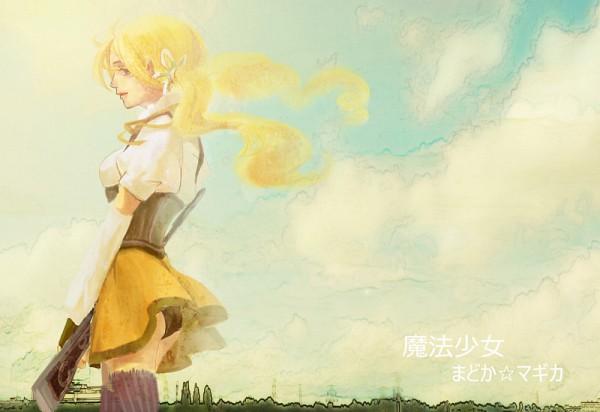 Tags: Anime, Pixiv Id 1862707, Mahou Shoujo Madoka☆Magica, Tomoe Mami