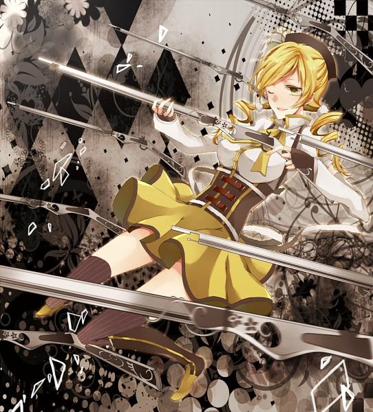 Tags: Anime, Noka (Blackheart1118), Mahou Shoujo Madoka☆Magica, Tomoe Mami