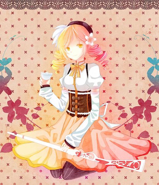 Tags: Anime, Cuivre, Mahou Shoujo Madoka☆Magica, Tomoe Mami, Pixiv