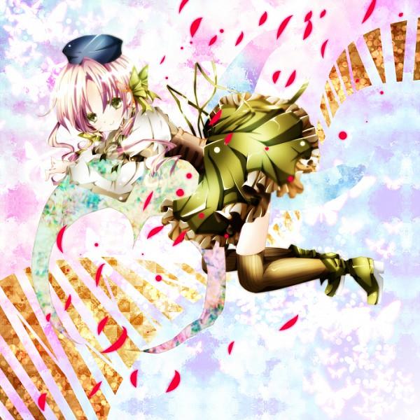 Tags: Anime, Nanase Nao, Mahou Shoujo Madoka☆Magica, Tomoe Mami