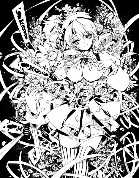 Tags: Anime, Oboro Keisuke, Mahou Shoujo Madoka☆Magica, Tomoe Mami