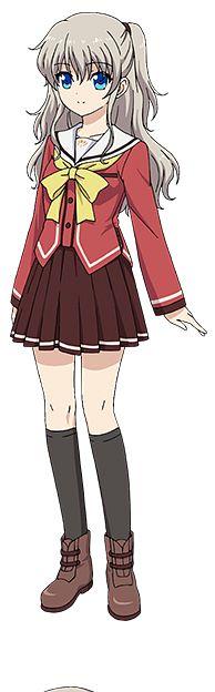 Tomori Nao - Charlotte (Series)