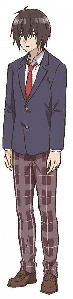 Tomozaki Fumiya - Jaku Chara Tomozaki-kun