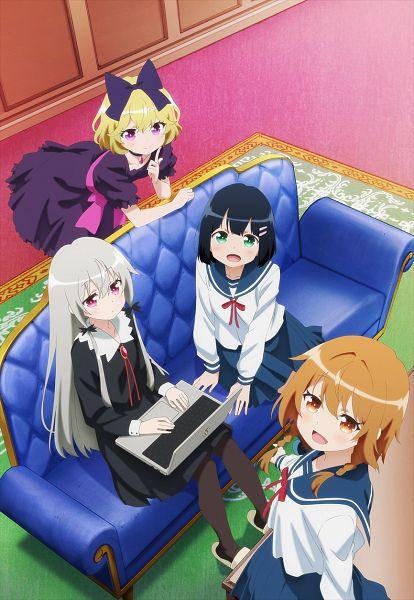 Tonari no Kyuuketsuki-san (Ms. Vampire Who Lives In My Neighborhood)