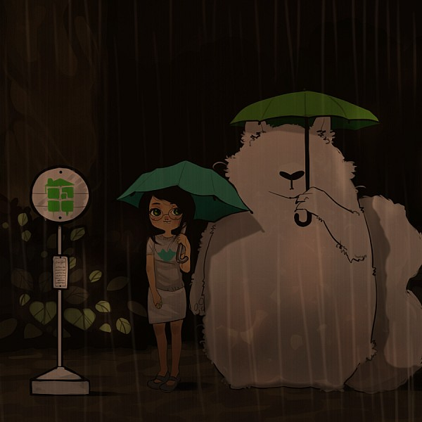 Tonari no Totoro (Parody) - Parody